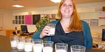 Sund specialmælk starter i marken