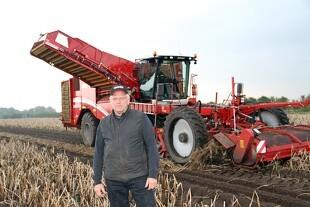 Optimistisk kartoffelformand investerer i ny optager