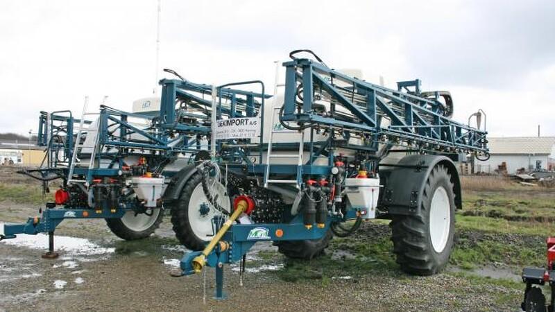 Midtjysk firma importerer tjekkiske landbrugsmaskiner