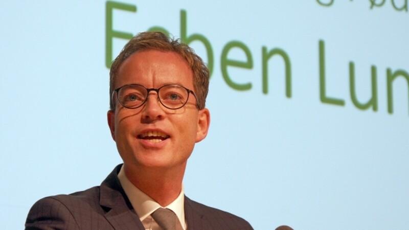 Esben Lunde: Landmænd skal kunne producere mere