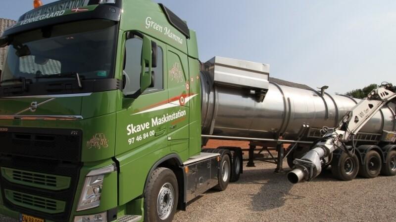Effektiv gylletransport med friløbspumpe
