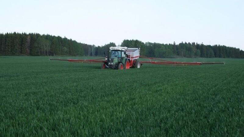 L&F roser blå landbrugspakke