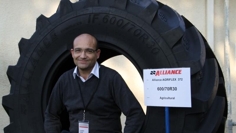 Mindre dæktryk på gyllevogne