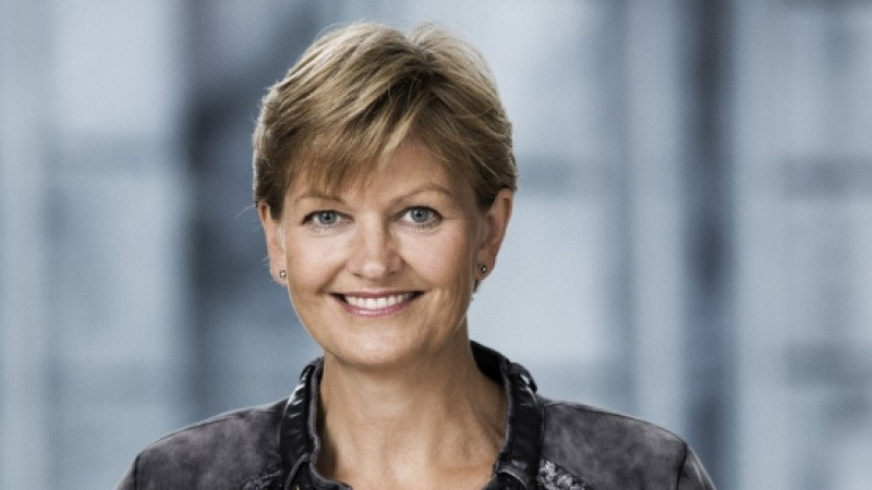 Eva Kjer Hansen gør status