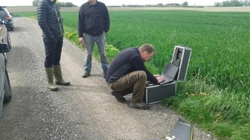 Teknologisk institut: Droner har lovende potentiale