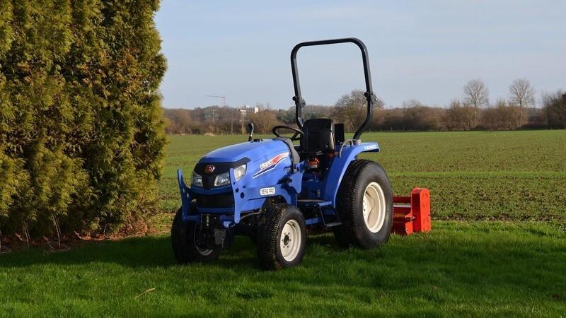 Ny kompakt traktor på 39 hestekræfter