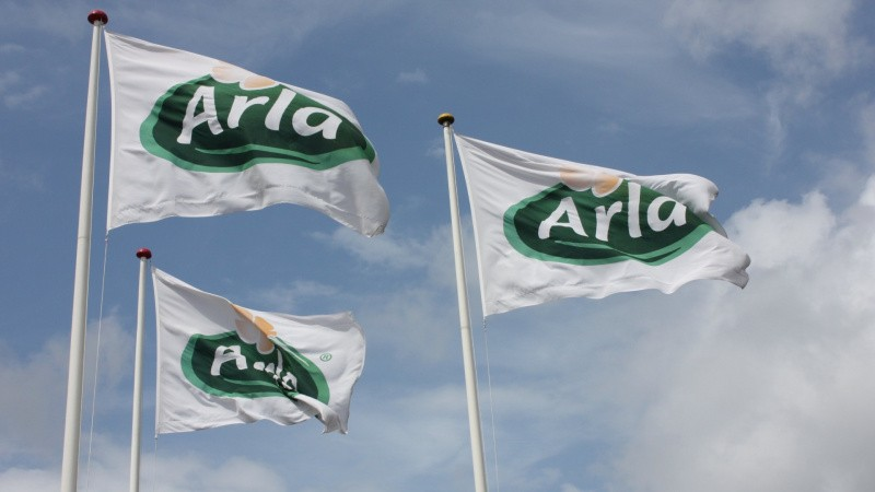 Arla hæver mælkeprisen i september