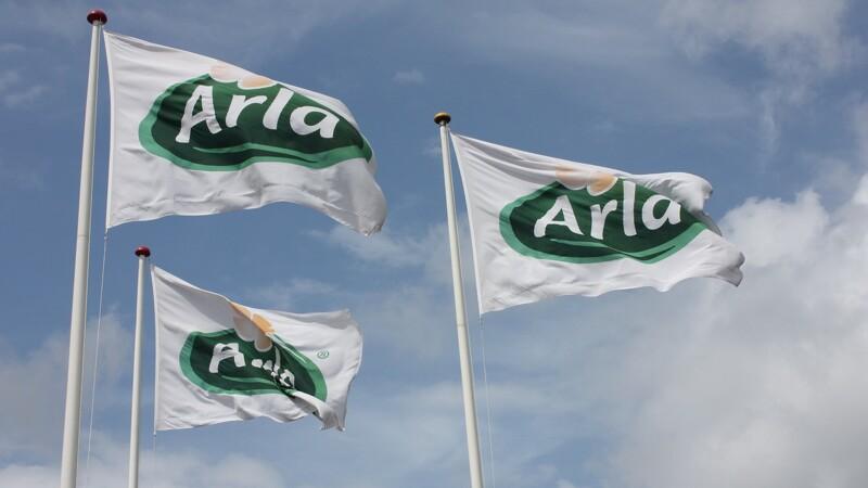 Arla forventer stigende mælkepris efter solidt halvårsregnskab