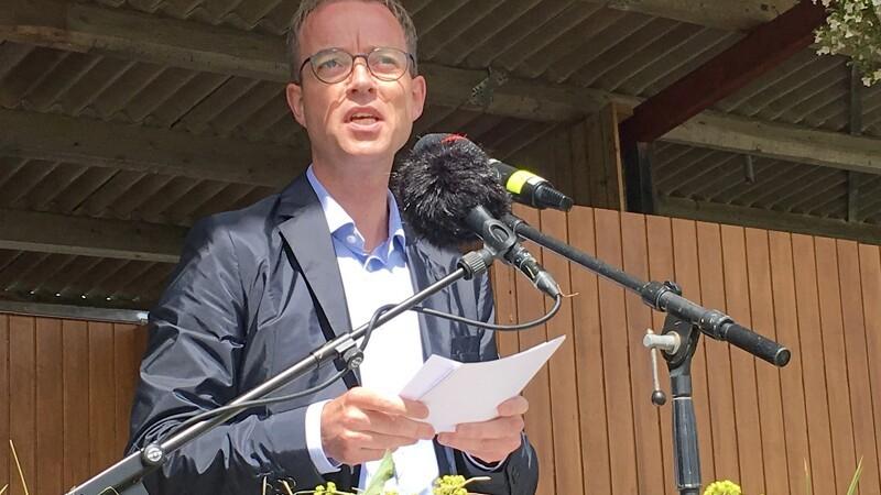 Minister vil i dialog med landmændene
