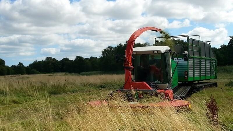 Dansk specialmaskine til naturpleje