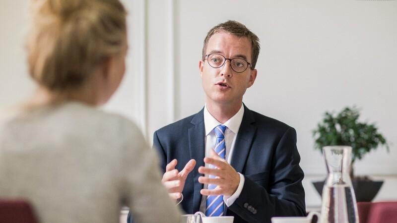 Miljø- og fødevareminister vil modernisere vandløbslovgivningen