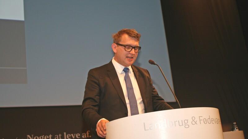 Troels Lund Poulsen: Auken, Gjerskov og Reumert Gjerding jagter landbruget