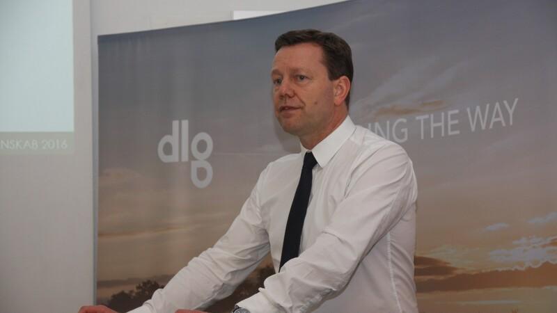 Stærk omkostningsstyring i DLG Danmark