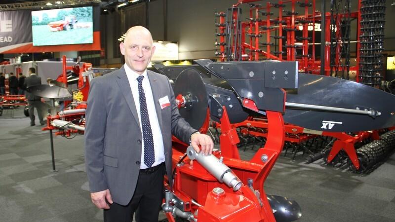 Kongskilde introducerer hydraulisk landhjul