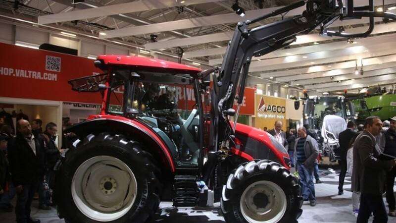 Valtras nye globale traktorserie