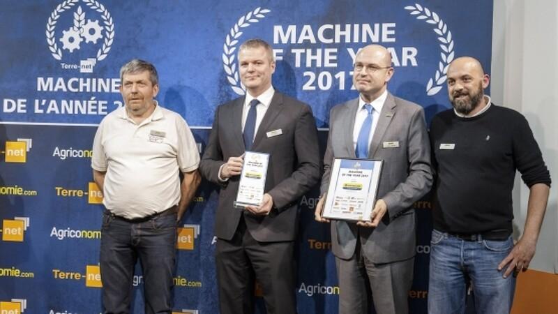 Machine Of The Year er uddelt