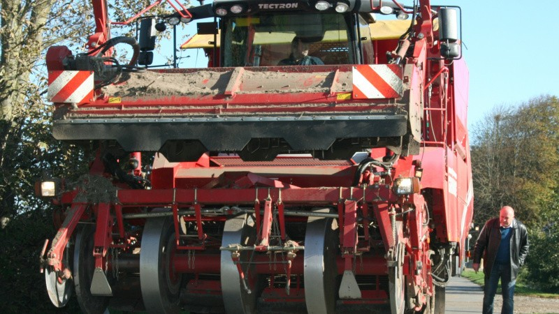 V: Tilladelse til bæltekøretøjer skal gøres permanent