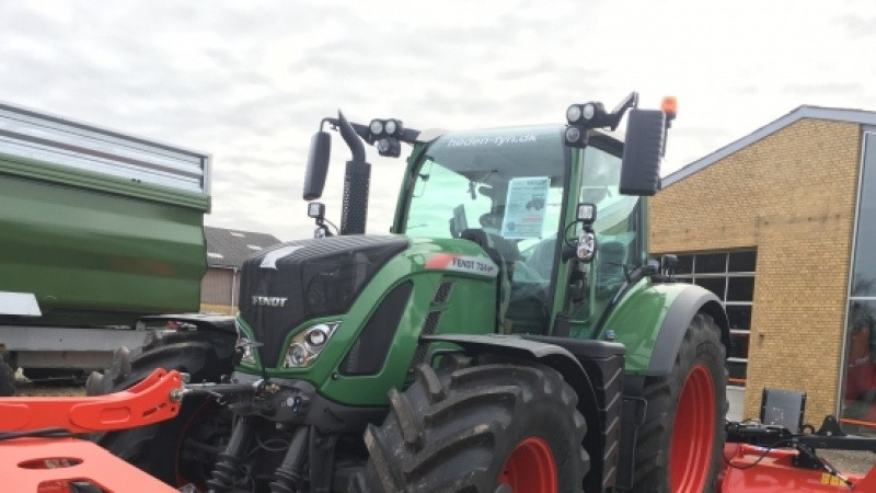 Markant fremgang i traktorregistreringen