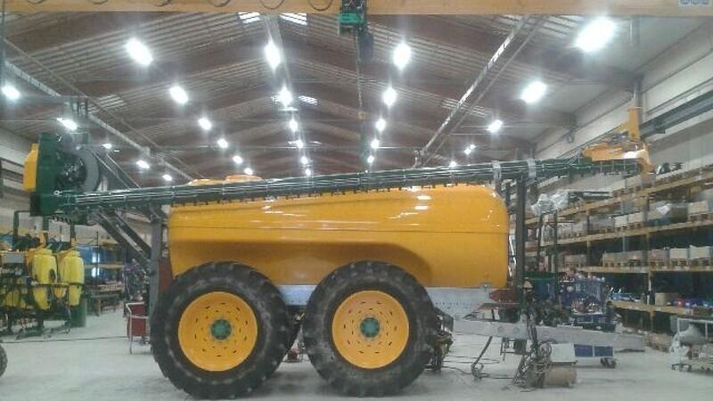 300 hektar i én tankfuld