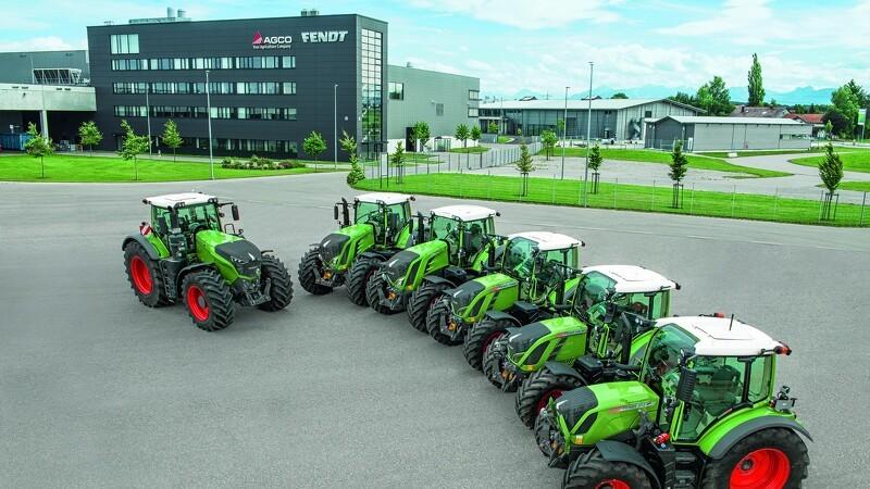 20.000 Fendt traktorer i 2020