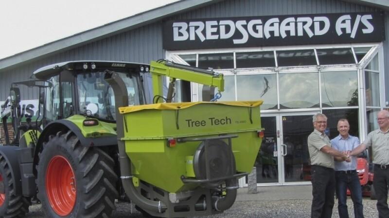 Gødning til juletræer fra Bredsgaard