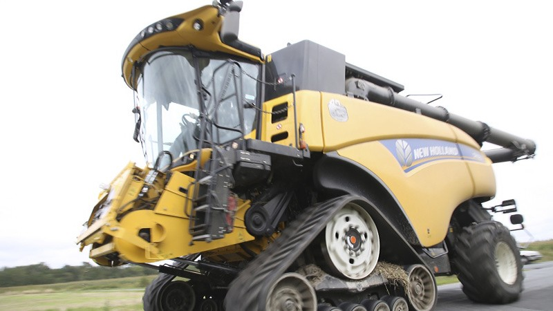Varig løsning for bæltekøretøjer hænger i bremsen