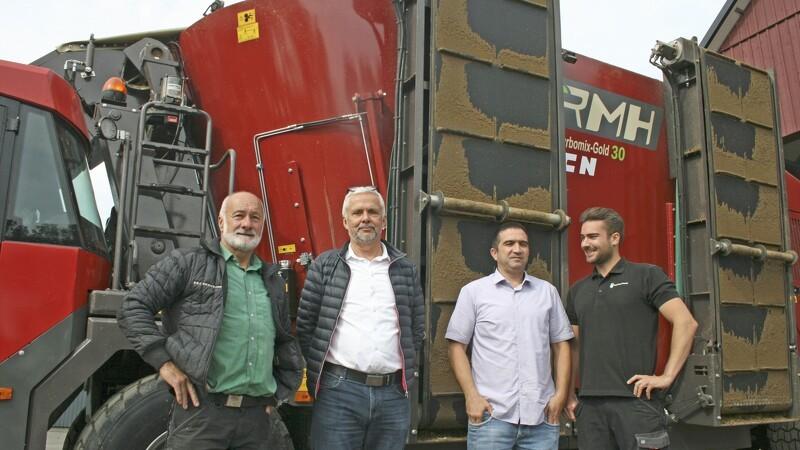 Foderblander leverer biogas