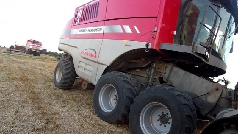 Seks hjul på undervognen giver færre strukturskader