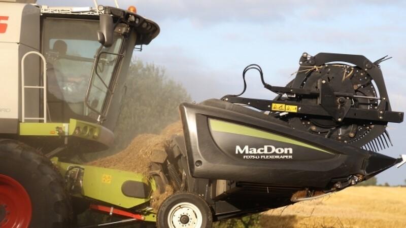 MacDon åber europæisk hovedkontor