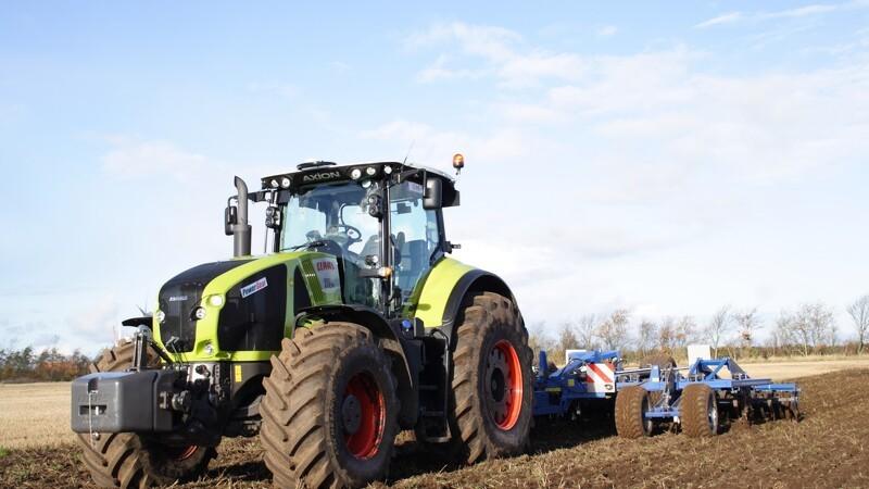 Claas kommer med forslag til traktor-optimering
