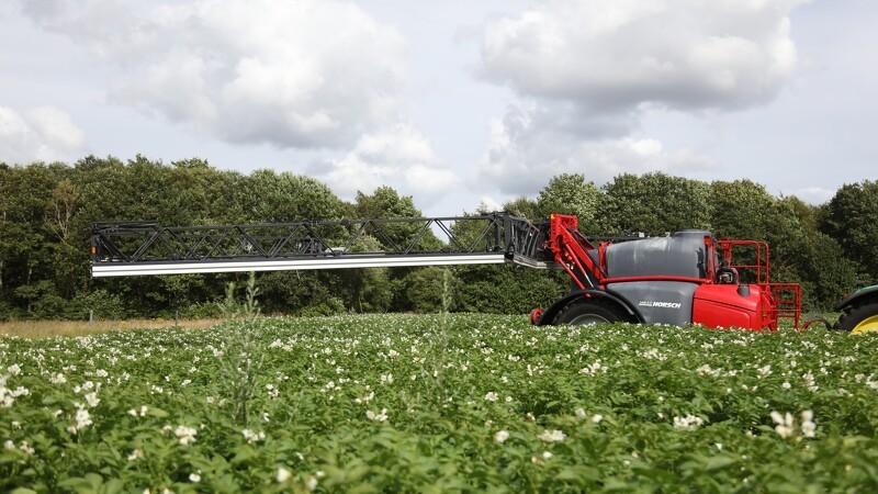 Fra dronefoto til præcisionssprøjtning