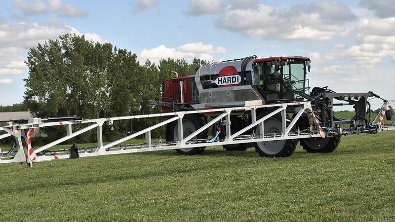 Hardi tæller ned til Agritechnica