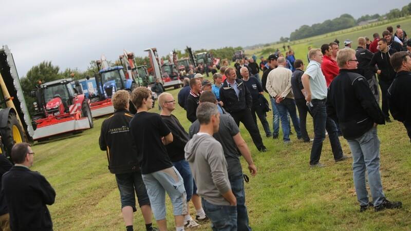 Stor græsdemonstration til sommer