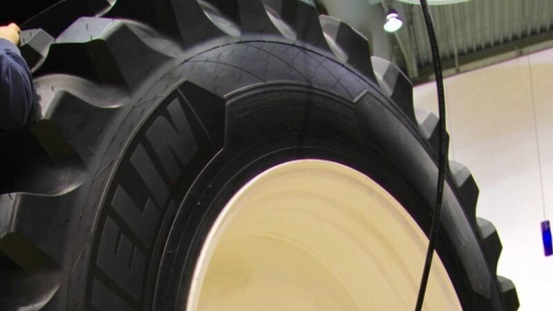 Michelin vil selv regulere dæktrykket