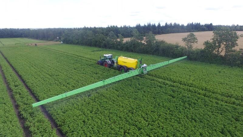 Overset pesticid er nu fundet hos mere end 60 vandværker