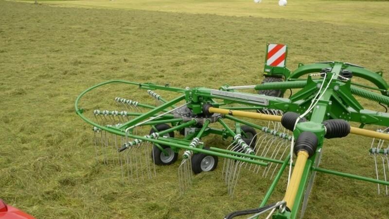 McHale udbygger græsprogram med rive