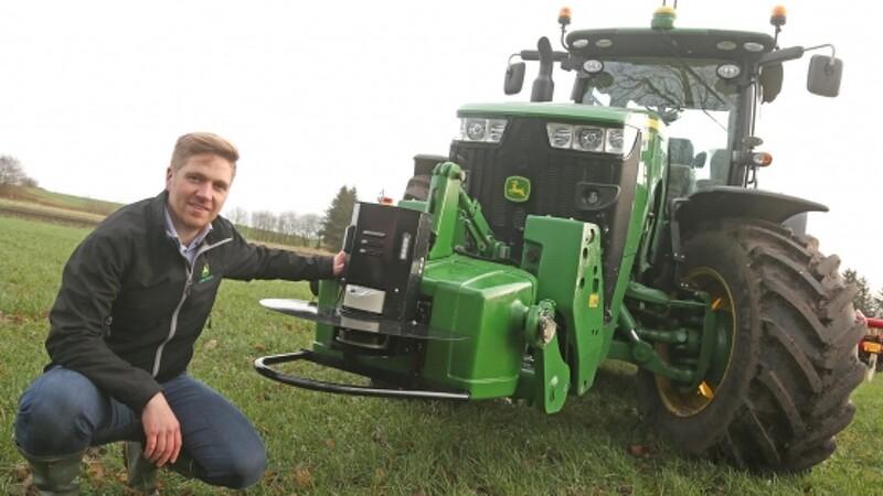 Semler Agro: Der er efterspørgsel på førerløse traktorer