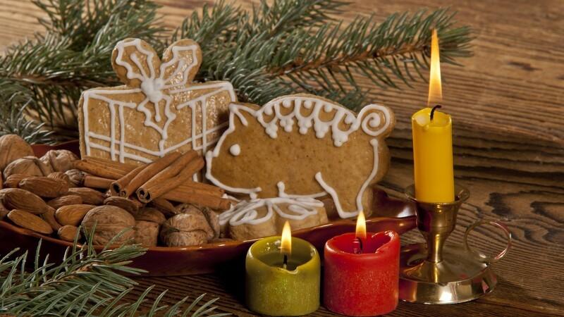 Jul på gården uden brand og tyveri