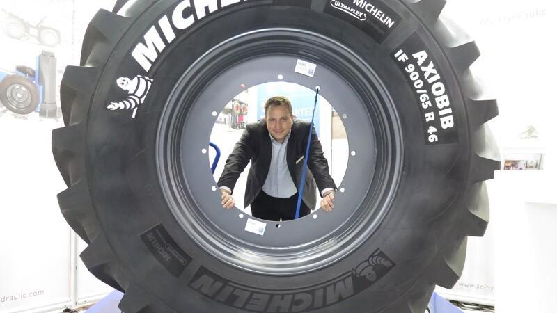 Hjælp til de helt store hjul
