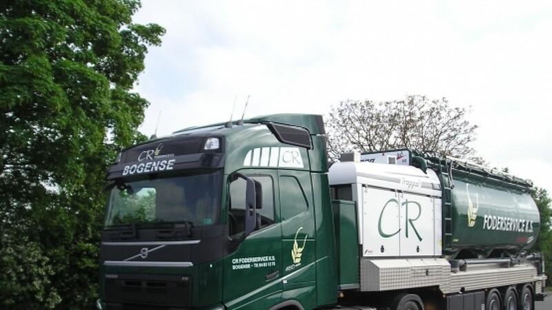 CR-Foderservice kan nu blande 18 tons ad gangen