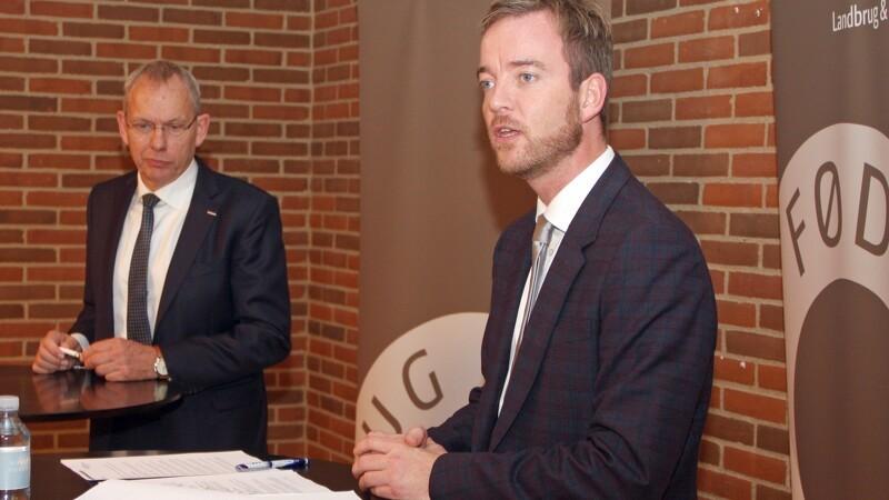 Esben Lunde Larsen styrker pilotordning om præcisionslandbrug