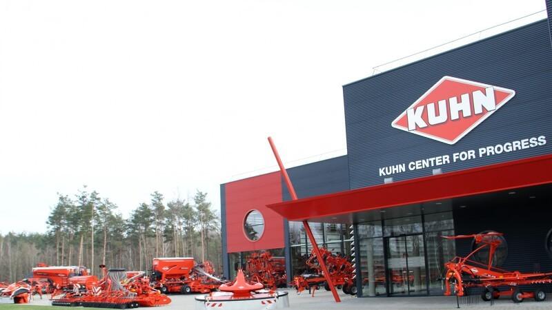 Kuhn i kraftig vækst