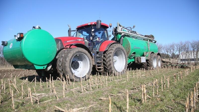 Miljøet skånes og landbruget sparer