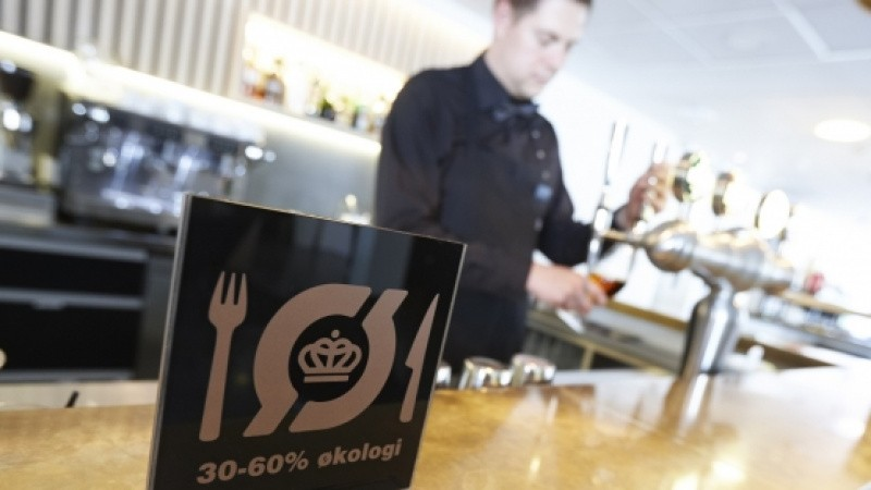 Ny app guider til øko-måltider