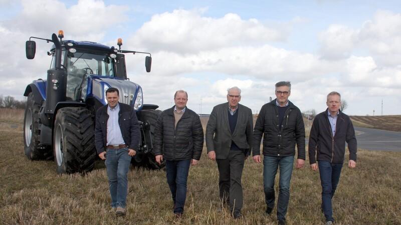 New Holland-samarbejde udvides
