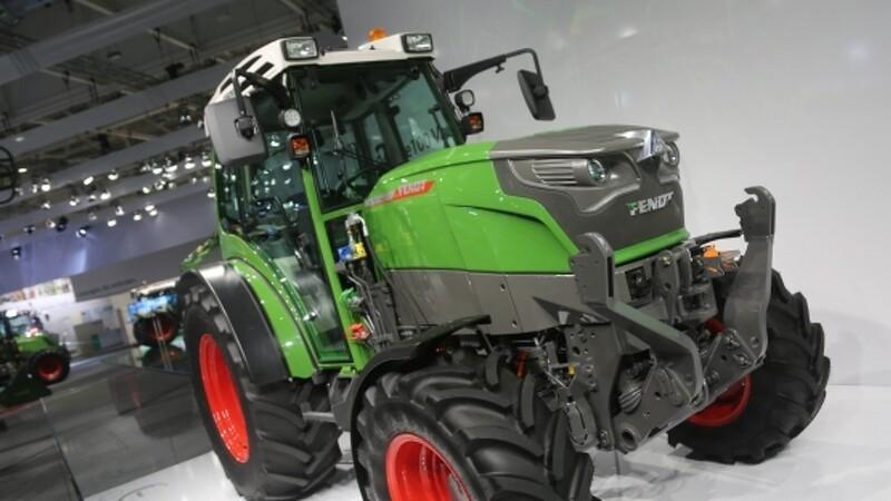 Elektrisk drevne traktorer hæmmes af batteri-teknologi
