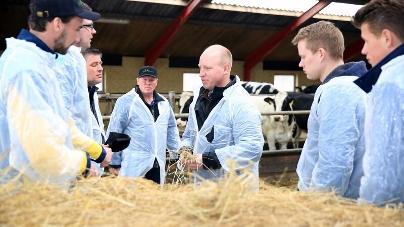 Sagro leverer rådgivning til Holland