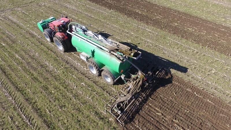 Dansk landbrug vil af med ammoniakregler