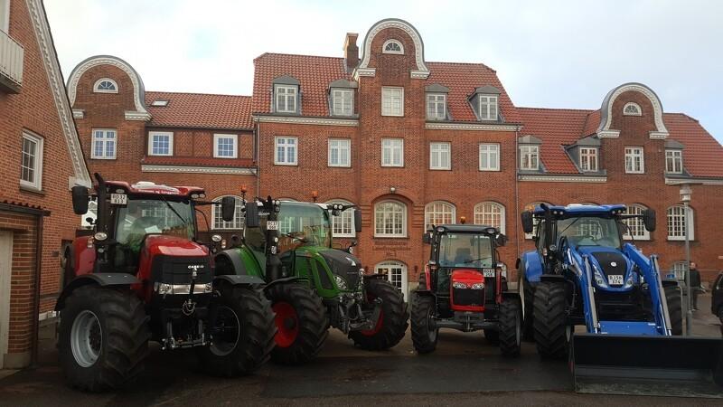 175 nye unge er klar til landbruget