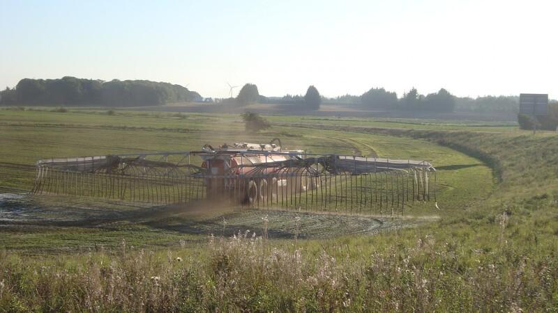 Lækket notat: Landbrugets brug af gylle i kikkerten